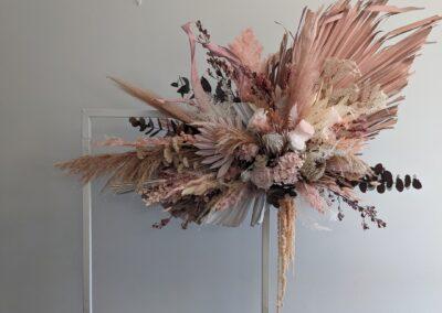 Extra Large Focal piece Pink (1)